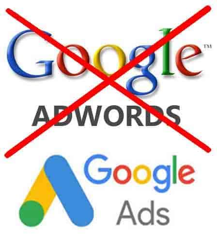 Google Adwords no existe son los padres